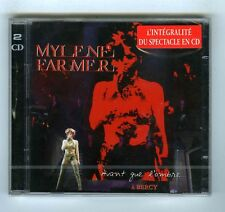 2 CDs (NEUF)MYLENE FARMER AVANT QUE L'OMBRE INTEGRALE BERCY