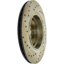 Disc Brake Rotor-Sport Drilled Disc Rear Left Stoptech 128.34043L