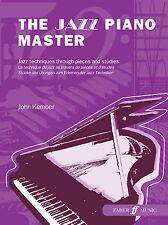 Le clavier de piano jazz solo master Jazz Blues apprendre jouer des morceaux Faber music book