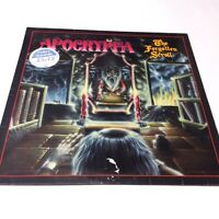 Apocrypha 'The Forgotten Scroll' Vinyl LP Roadrunner RR9568 Vinyl LP VG+/VG+