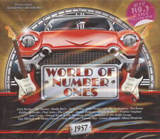 = WORLD OF NUMBER ONES * 1957 /CD sealed from Poland/ / / B.Fabianski prezentuje