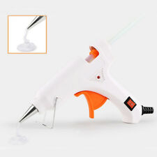UK Electric Art Craft Repair Tool 20W Electric Heating Hot Melt Glue Gun Stick