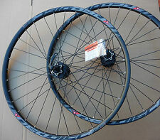 "WHEELS 27.5""  650b  Front Rear Disc Wheelset MTB Shimano Deore 8 / 9 / 10 Speed"