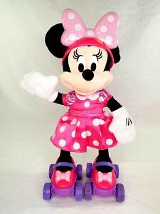 Disney Junior Super Roller-Skating Minnie Mouse