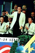 Sergio Garcia Signed 2002 Ryder Cup 12x8 Photograph AFTAL/UACC RD