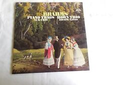 BRAHMS: PIANO TRIOS & HORN TRIO -  SUK  TRIO