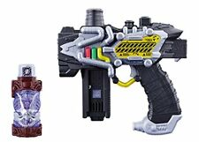 Model_kits NEW Kamen Rider Build DX TranSteam Gun with Bat Full Bottle JAPAN MA