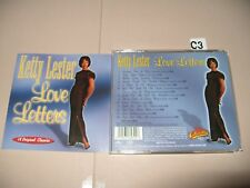 Ketty Lester  Love Letters cd 1999 Ex / Near Mint Condition