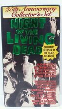 Night of the Living Dead  25th Anniversary Documentary VHS 1993 Special Edition