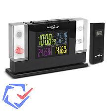 Greenblue GB140 Funk Wetterstation und Hologramm 3d Crystal