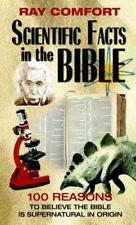 SCIENTIFIC FACTS IN THE BIBLE - COMFORT, RAY - NEW PAPERBACK BOOK