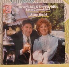 Beverly Sills & Sherrill Milnes - Up In Central Park [Vinyl LP] USA S-37323 *EXC
