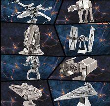 3D Puzzle toys Star Trek Star Wars Puzzle Metal Construction Laser Puzzle Models