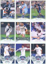 """""""COMPLETE SET 1-200"""" UD MLS SOCCER 2012 BECKHAM DONOVAN HENRY ADU SUPER DRAFT"""