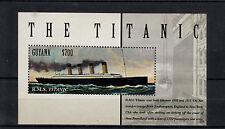 Guyana 2013 MNH RMS Titanic Cent Sinking 1v S/S Ships Boats Nautical