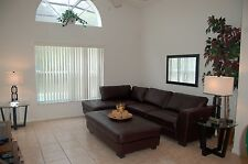 334 L 4 Bedroom pool home with conservation view in quiet community near Disney