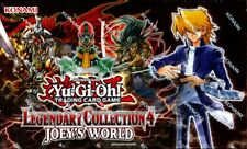 YUGIOH LEGENDARY COLLECTION SERIES 4: JOEY'S WORLD - 12 BOX CASE BLOWOUT CARDS