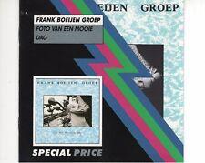 CD FRANK BOEIJEN GROEPfoto van een mooide dagEX+  (B1524)
