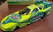 DEL WORSHAM 2001 MOUNTAIN DEW / CSK AUTO 1/24 ACTION DIECAST FUNNY CAR 1/3,504