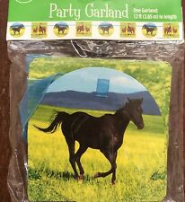 Wild Horses Party Supplies decorations Party Garland 12ft