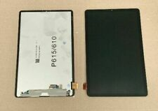 More details for for samsung galaxy tab s6 lite 2020 sm-p610, sm-p615 black lcd screen digitizer