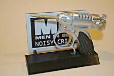 Men in Black Noisy Cricket MiB Prop Gun Cosplay With Display Stand & Logo New!