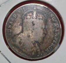 CA10-068 1910 Straits 20 cents
