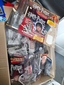 Deagostini Harry Potter Chess Magazines Bundle