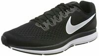 Brand New w/Box Men's Nike Pegasus 34 Running Shoes US 11.5 - Black - MSRP $110