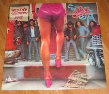 WILD=EYED SOUTHERN BOYS - .38 SPECIAL  - VINYL LP