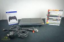 Sony PS3 super slim 12gb(boxed) + 13 game bundle