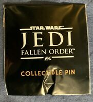 EA Play 2019 Exclusive Limited Edition Star Wars Jedi Fallen Order Pin