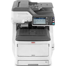 OKI Mc873dn (45850206) A3 Colour Multi-function Laser Printer
