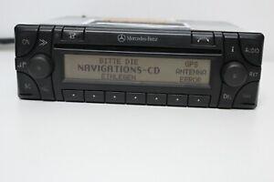 radio CD BECKER APS Audio 30 Mercedes w201 w124 w126 r129 w202 r170 autoradio