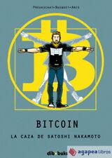 Bitcoin: la caza de Satoshi Nakamoto. NUEVO. ENVÍO URGENTE (Agapea)