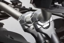 20mm Silver Handlebar Risers Suzuki DL650 V-Strom 2004-2010
