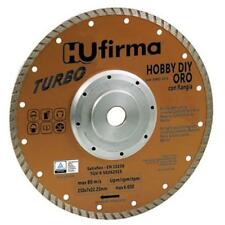 Disco Diamantato Turbo Hu-Firma Hobby-D Oro Diametro Mm.230