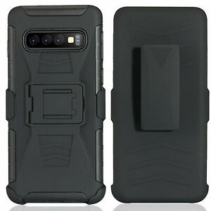 For Samsung Galaxy note 10 9 8 s10 S9 S8 S20 Belt Clip phone Case Cover