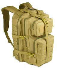 3V Gear Velox II Tactical Assault Pack Backpack (Tan/Coyote)