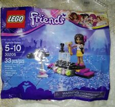 LEGO 30205 LEGO Friends 30205 Pop Star Red Carpet with Andrea figure - NEW