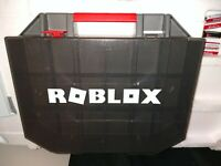 Roblox Action Collection Collector's Tool Box and Carry Case Holds 32 Figures