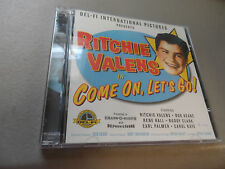 Ritchie Valens in Come On Lets Go 2 music CDs Tested!