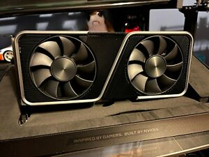 *** NVIDIA GeForce RTX 3070 Founders Edition 8GB GDDR6 Graphics Card ***
