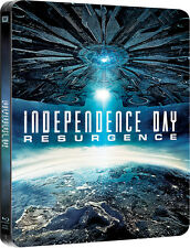 Independence Day: Resurgence Limited Edition Steelbook Blu-Ray Digital Combo Set