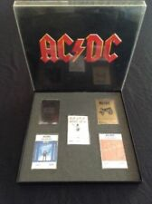 AC/DC Excellent (EX) Inlay Condition Music Cassettes