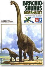 Tamiya 60106  Brachiosaurus Diorama Set scala 1/35 dinosauri