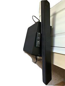 Sony HT-X9000F soundbar with Dolby Atmos And Wireless Sub
