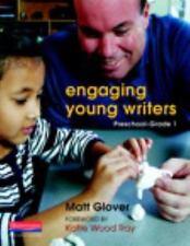 Engaging Young Writers, Preschool-Grade 1, Glover, Matt, Very Good Book