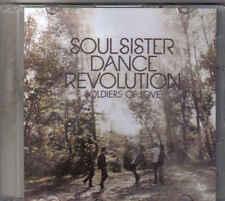 Soulsister Dance Revolution-Soldiers Of Love Promo cd single