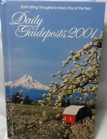 Daily Guideposts 2001 Published 2000 for 2001